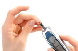 Контроль уровня глюкозы крови