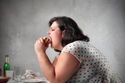Ожирение - причина образования гангрены