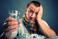 Частые простудные недуги - причина фолликулярной аденомы щитовидки