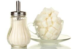 Отсутствие сахара в семенах льна