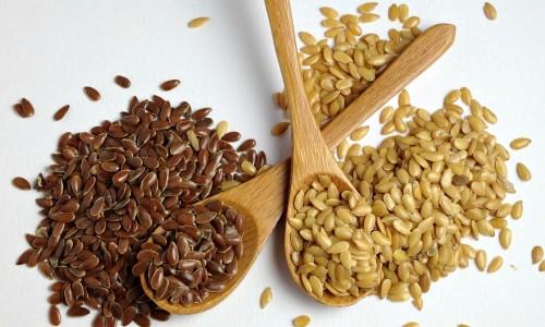 Польза семени льна