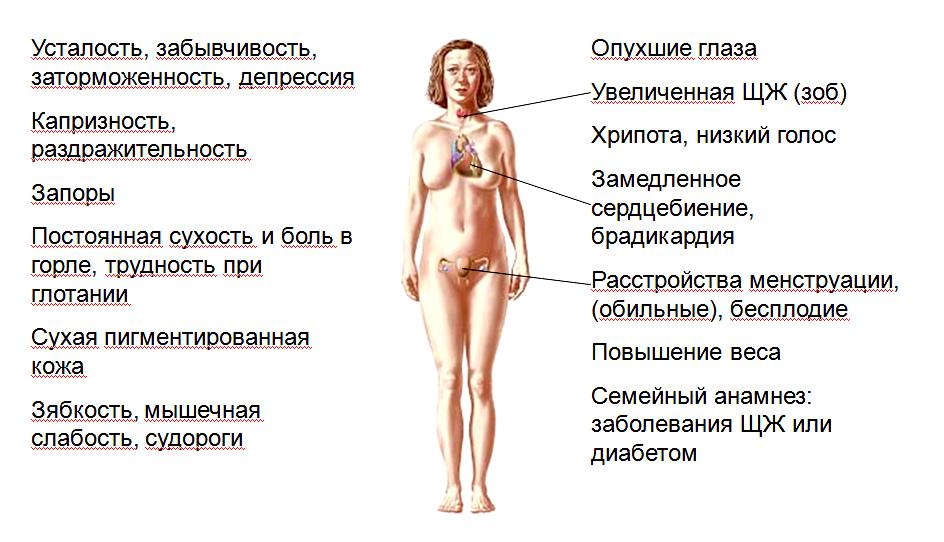 признаки паразитов в голове