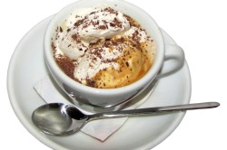Отказ от кофе со сливками